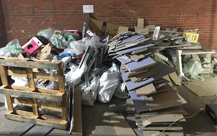 Building Waste Rubbish Removal London and Essex
