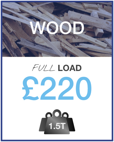 Wood Rubbish Removal Pricing