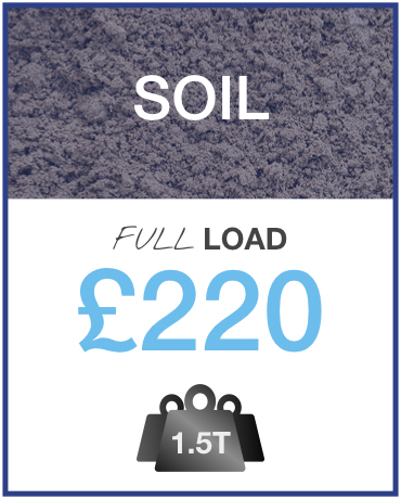 Soil Rubbish Removal Pricing