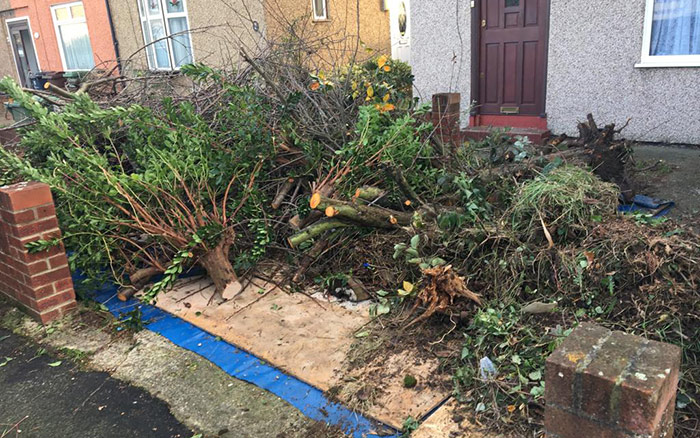 Garden Clearance Rubbish Removal London and Essex